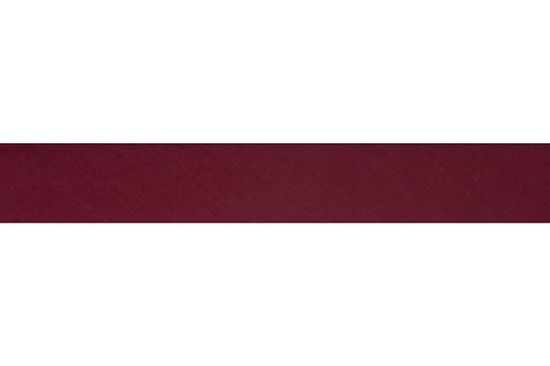 Bias Binding - 12mm Wine