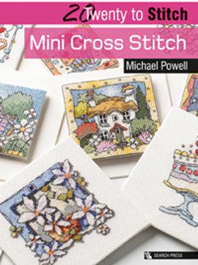 20 TM: Mini Cross Stitch