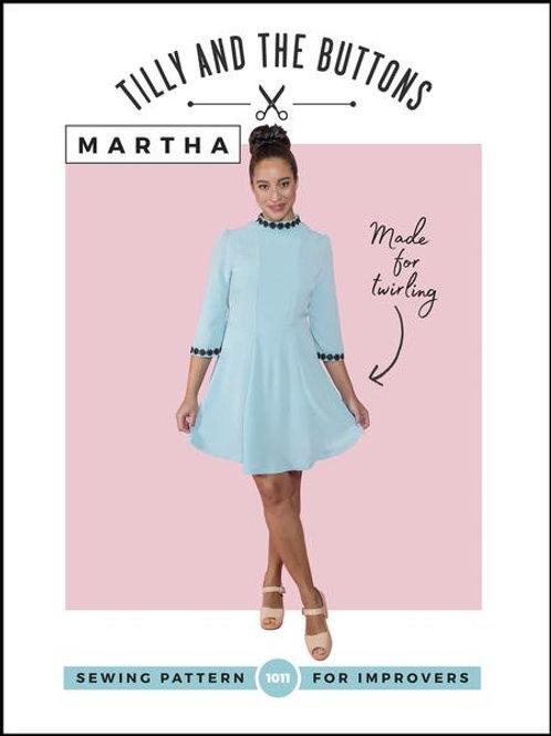 Martha Sewing Pattern