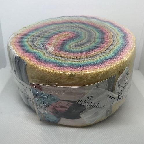 Jelly Roll - Ombre Metallic Confetti