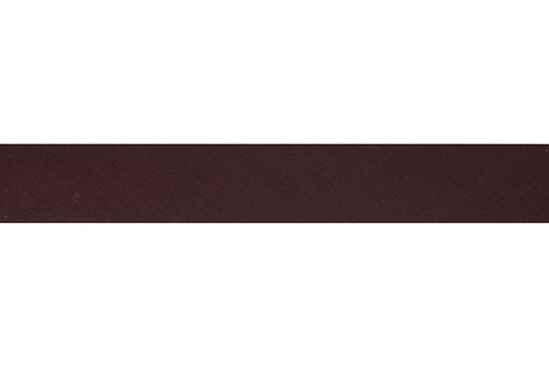 Bias Binding - 12mm Chocolate