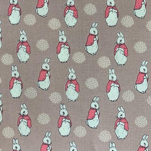 Peter Rabbit - Pink Coat