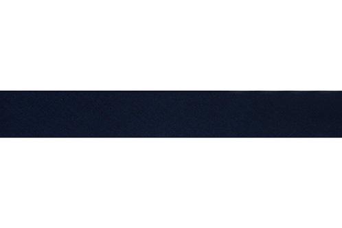Bias Binding - 50mm Navy Blue