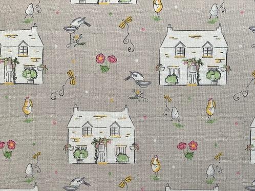 A Cottage Garden - 2320-06