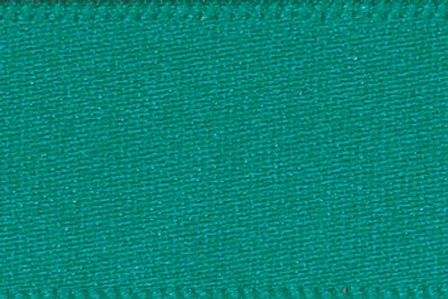Ribbon Double Satin - 10mm Jade