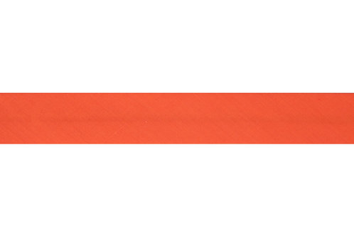 Bias Binding - 12mm Orange