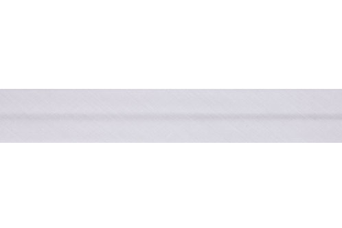 Bias Binding - 12mm White