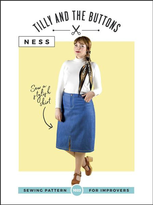 Ness Sewing Pattern