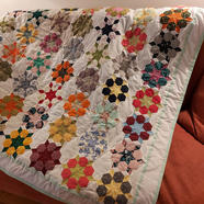 EPP Quilt by Janette