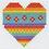 Thumbnail: Cross Stitch - Anchor 1st Kit - Heart