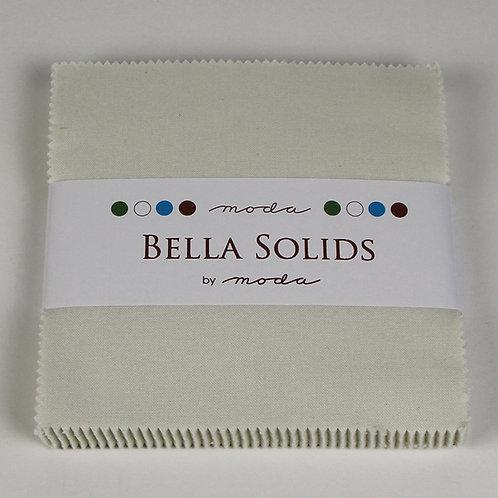 Charm Packs - Moda Solids - Cream