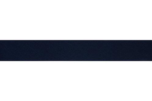 Bias Binding - 25mm Navy Blue