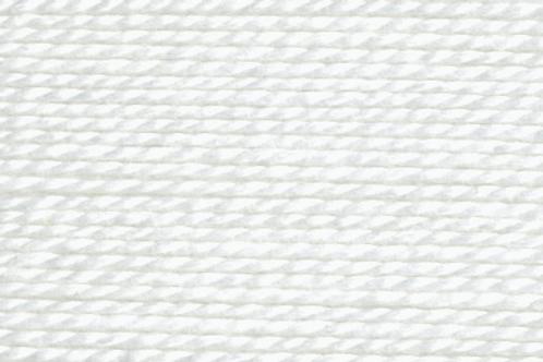 DMC - Petra Crochet Yarn - White
