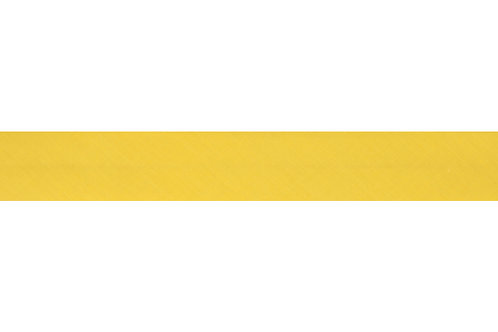 Bias Binding - 12mm Lemon