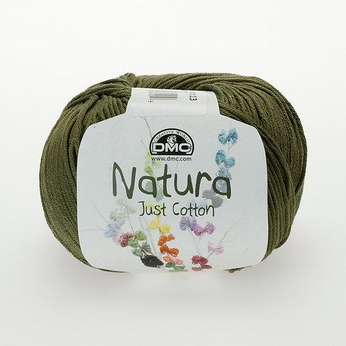 DMC Natura: 'Just Cotton' Crochet Yarn: Foret