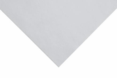 Felt Wool: Squares: 30 x 30cm: White