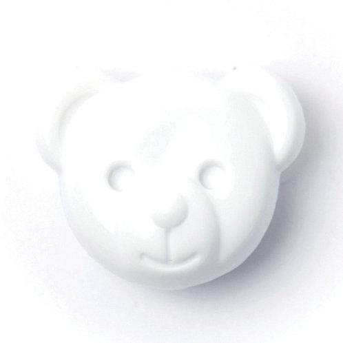 White Teddy Bear Faces