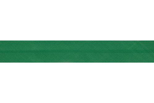 Bias Binding - 25mm Emerald Green