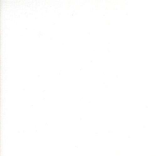 Moda Solids - 9900 97 (Bleached White PFD)