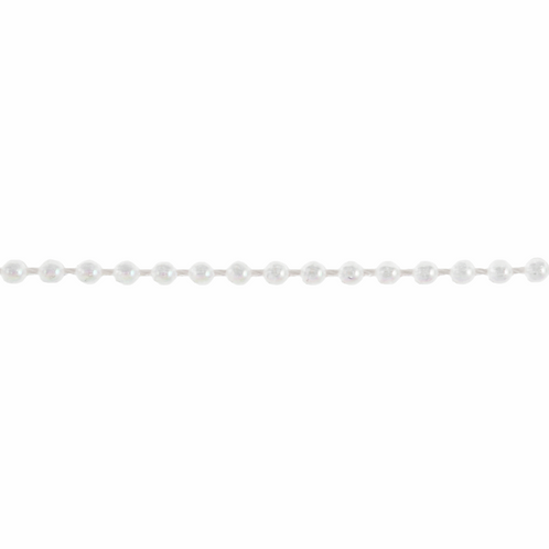 Pearl Beading: Plain: Aurora