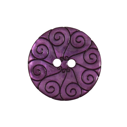 Vogue Carded Buttons: 0970