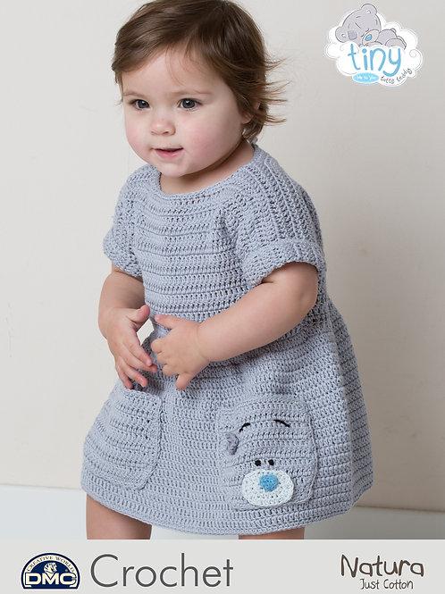DMC Crochet Pattern: Baby Dress
