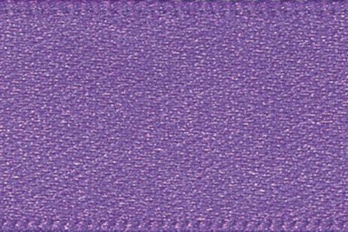 Ribbon Double Satin - 15mm Purple