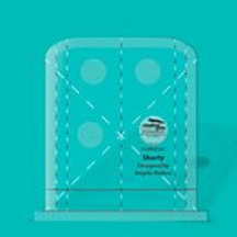 Creative Grids Non-Slip Machine Quilting Tool - Shorty