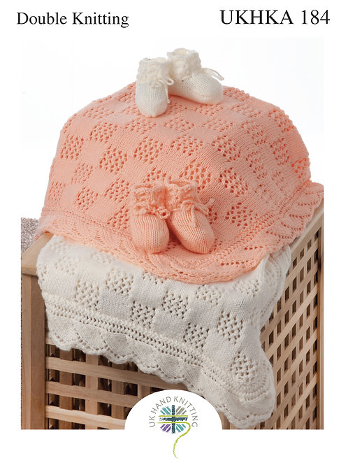 Booties and Blankets - 184