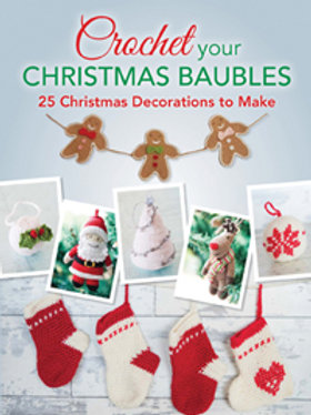 Crochet you Christmas Baubles