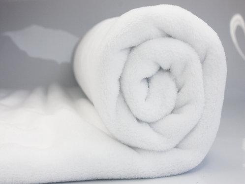 Cuddle Fleece - White