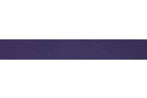 Bias Binding - 25mm Purple
