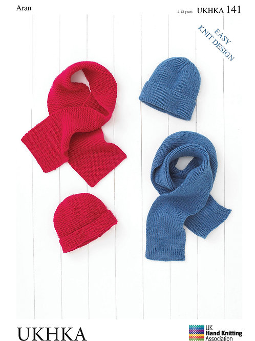 Children's Hats and Scarves