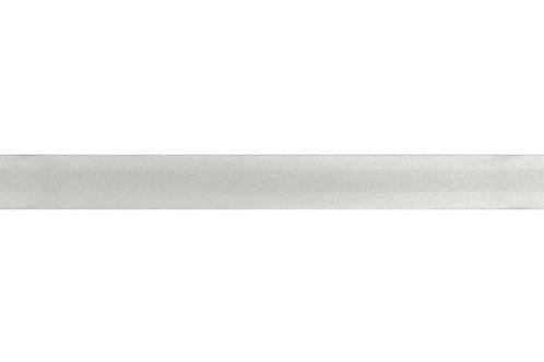 Bias Binding - 15mm Ivory Satin