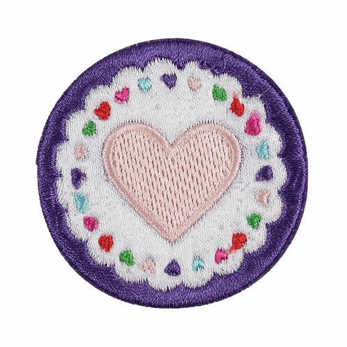 Motif A: Circle Heart