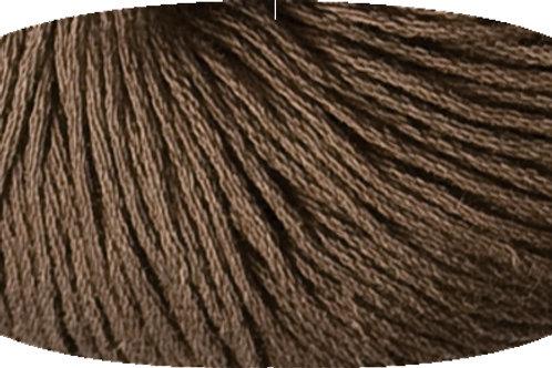 DMC Natura 'Just Cotton' Crochet Yarn Tropic Brown