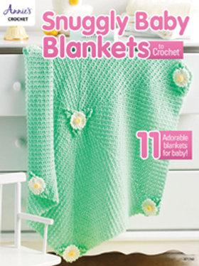 Snuggly Baby Blankets Crochet
