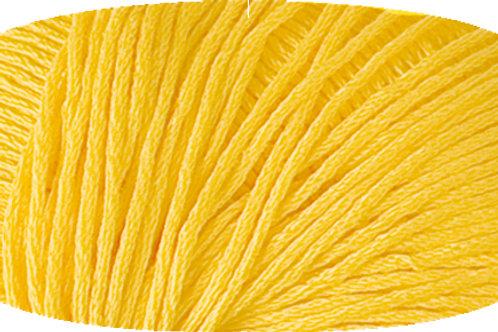 DMC Natura 'Just Cotton' Crochet Yarn Tournesol