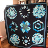 Quilt by Gill