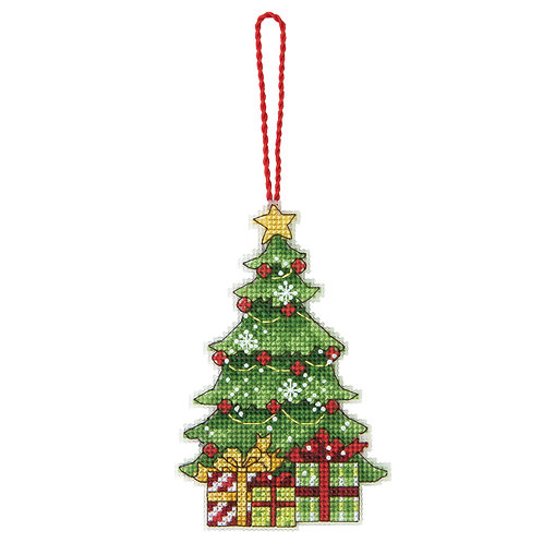 Counted Cross Stitch: Ornament: Tree