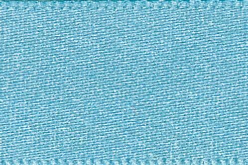 Ribbon Double Satin - 15mm Saxe