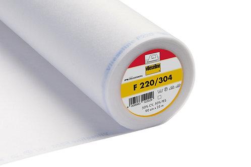 Iron-On Interlining Standard Medium: White (F200/304)