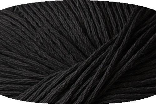 DMC Natura 'Just Cotton' Crochet Yarn Noir