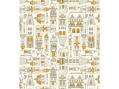 City Hopper's - City Scene - 9176Peach