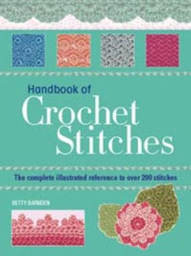 Handbook of Crochet Stitches