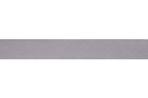Bias Binding - 25mm Grey