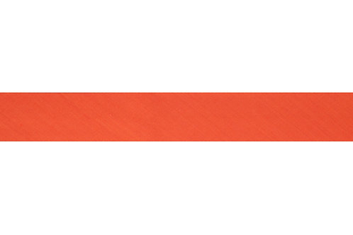 Bias Binding - 25mm Orange
