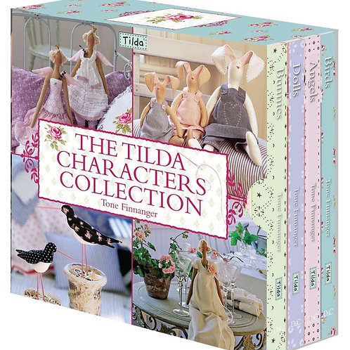 Book: The Tilda Characters Collection