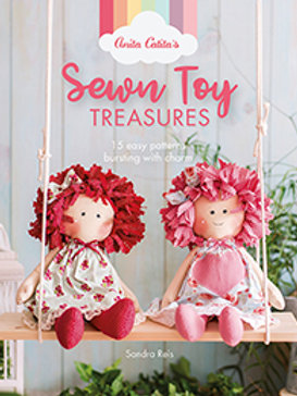 Anita Catitas Sewn Toy Treasures