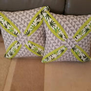 Cushions by Andrea